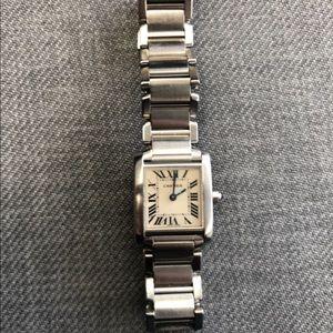 Jewelry - Cartier Tank watch